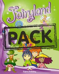 FAIRYLAND 3 STUDENT S BOOK (+CD+DVD+ieBOOK)