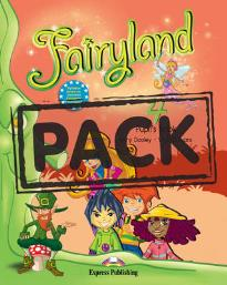 FAIRYLAND 4 STUDENT S BOOK (+CD+DVD+ieBOOK)