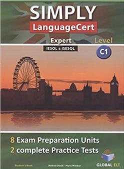 SIMPLY LANGUAGECERT C1 SELF STUDY PACK