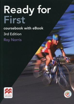 READY FOR FIRST SB (+ E-BOOK) 3RD ED