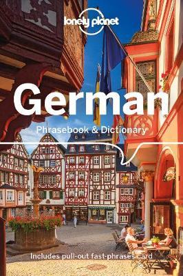 L.P. PHRASEBOOK : GERMAN & DICTIONARY PB MINI