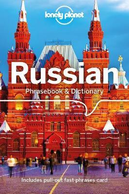L.P. PHRASEBOOK : RUSSIAN & DICTIONARY PB MINI