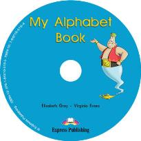WELCOME ALPHABET BOOKLET CD