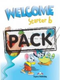 WELCOME STARTER B STUDENT S BOOK (+CD)
