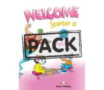 WELCOME STARTER A STUDENT S BOOK (+CD)