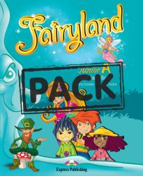 FAIRYLAND JUNIOR A TEACHER S BOOK (+POSTERS)