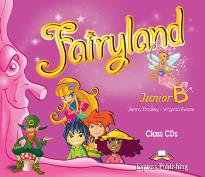 FAIRYLAND JUNIOR B CDs(4)