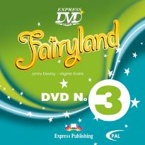 FAIRYLAND 3 DVD PAL