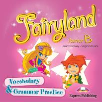 FAIRYLAND JUNIOR B VOCABULARY & GRAMMAR PRACTICE CD