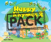 HAPPY RHYMES 2 STUDENT S BOOK (+CD+DVD)