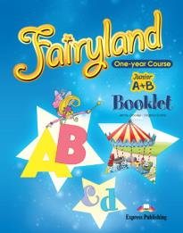 FAIRYLAND JUNIOR A & B ALPHABET BOOKLET