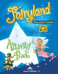 FAIRYLAND JUNIOR A & B WORKBOOK