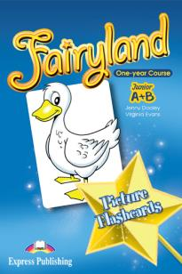 FAIRYLAND JUNIOR A & B PICTURE FLASHCARDS