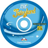 FAIRYLAND JUNIOR A & B DVD PAL