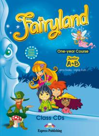 FAIRYLAND JUNIOR A & B CDs(3)