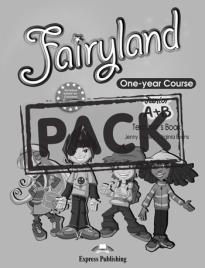 FAIRYLAND JUNIOR A & B TEACHER S (+POSTERS)