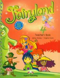FAIRYLAND 4 TEACHER S (+POSTERS)