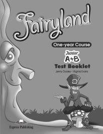 FAIRYLAND JUNIOR A & B TESTBOOK