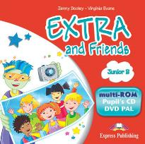 EXTRA & FRIENDS JUNIOR B MULTI-ROM