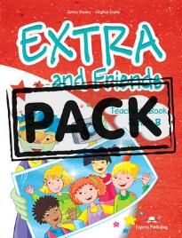 EXTRA & FRIENDS JUNIOR B TEACHER S BOOK