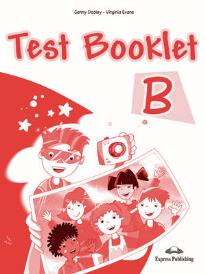 EXTRA & FRIENDS JUNIOR B TEST BOOK