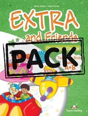 EXTRA & FRIENDS JUNIOR A+B TEACHER S PACK