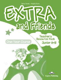 EXTRA & FRIENDS JUNIOR A+B TΕΑCHΕR S RESOURCE PACK