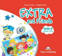EXTRA & FRIENDS JUNIOR B CD