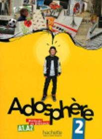 ADOSPHERE 2 A1 + A2 METHODE (+ AUDIO CD)