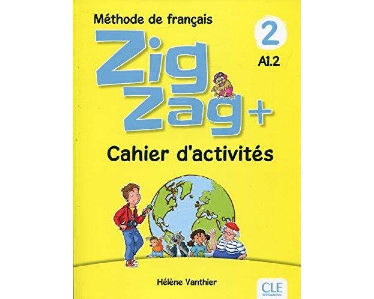 ZIGZAG + 2 A1.2 CAHIER N/E