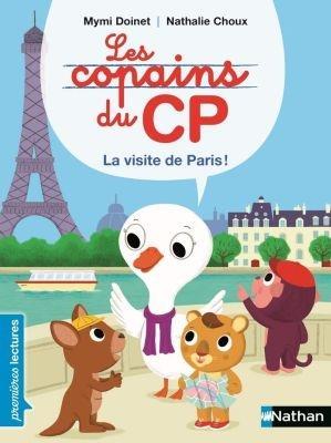 LES COPAINS DU CP VISITONS PARIS !