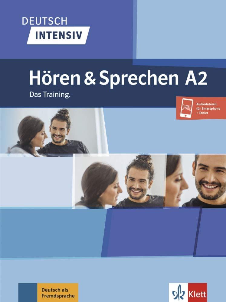 DEUTSCH INTENSIV HOREN & SPRECHEN A2