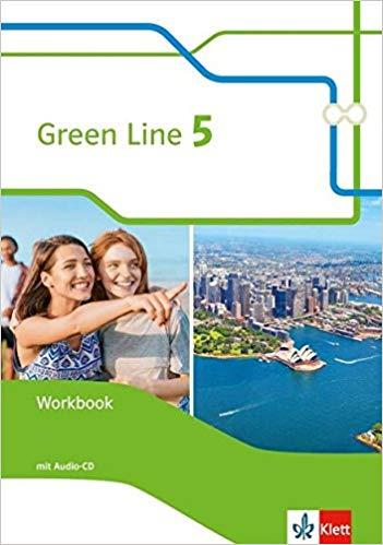 Green Line 5: Workbook mit Audio-CD Klasse 9 (Green Line. Bundesausgabe ab 2014) 3