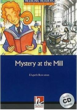 HRBS 3: MYSTERY AT THE MILL A2 (+ CD)
