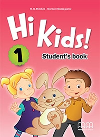 HI KIDS 1 SB (+ ALPHABET + CD)