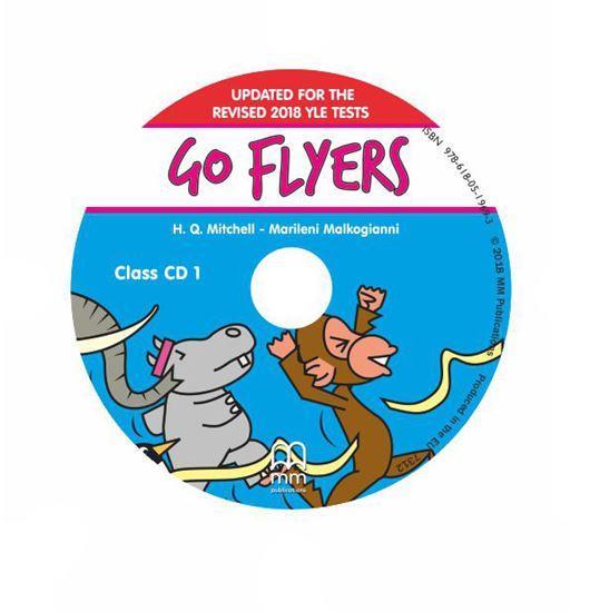 GO FLYERS CD CLASS 2018