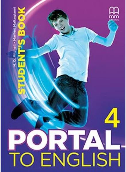 PORTAL TO ENGLISH 4 SB