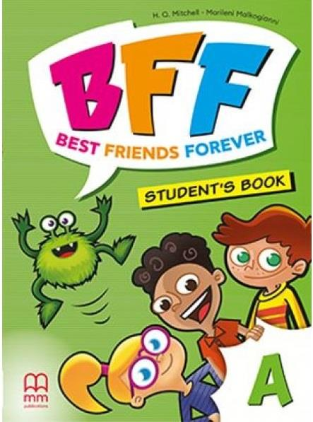 BFF - BEST FRIENDS FOREVER JUNIOR A SB