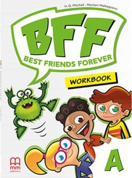 BFF - BEST FRIENDS FOREVER JUNIOR A WB (+ CD)