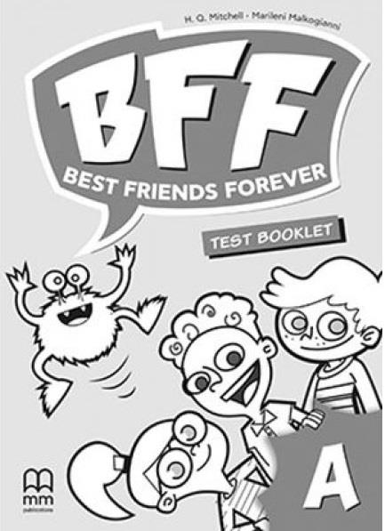 BFF - BEST FRIENDS FOREVER JUNIOR A TEST