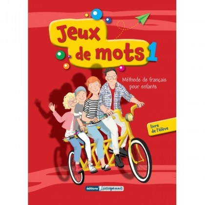 JEUX DE MOTS 1 METHODE (+MP3-AUDIO)