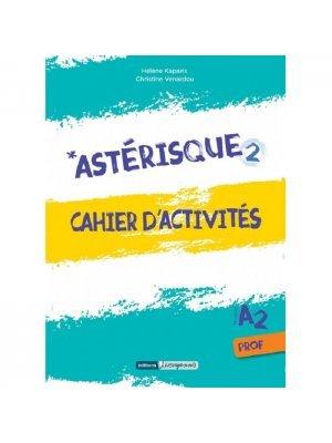 ASTERISQUE 2 CAHIER PROFESSEUR