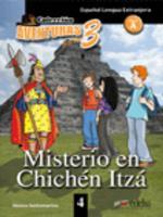 APT 4 - MISTERIO EN CHICHEN ITZA (+CD)