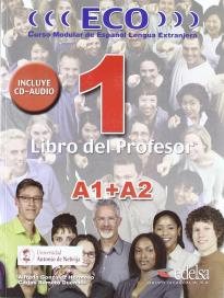 ECO 1 PROFESOR (A1+A2) (+CDs) EXTENSIVO