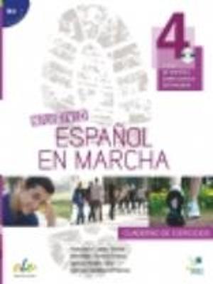 NUEVO ESPANOL EN MARCHA 4 B2 CUDERNO DE EJERCICIOS (+ CD)