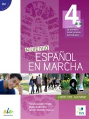 ESPANOL EN MARCHA 4 B2 ALUMNO (+ CD)