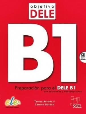 OBJETIVO DELE B1 (+ CD) N/E