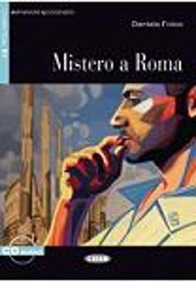 IL 3: MISTERO A ROMA B1 (+ CD)
