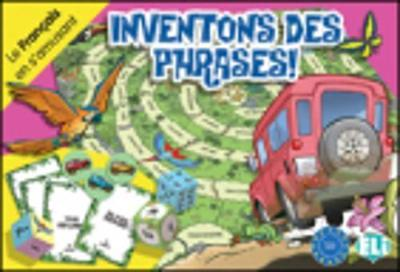ELI LANGUAGE GAMES: INVENTONS DES PHRASES