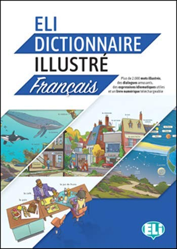 ELI DICTIONNAIRE ILLUSTRE FRANCAIS(2019)